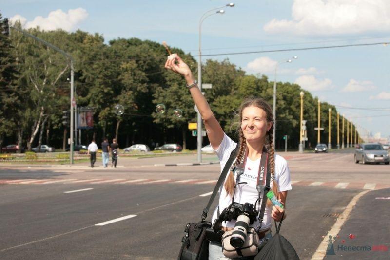 """Фото 29755 в коллекции Встреча """"Невеста.info"""" на Воробьёвых горах 12 июля 2009 года"""