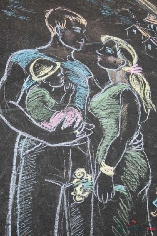 """Фото 29766 в коллекции Встреча """"Невеста.info"""" на Воробьёвых горах 12 июля 2009 года - Фотограф Ирина Бруй"""