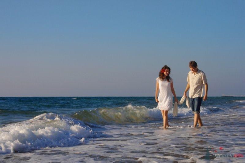Таня и Миша. Тунис - фото 67662 Фотограф Ирина Бруй