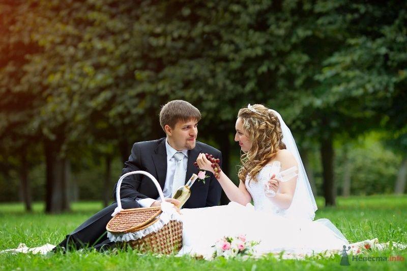 Фото 62725 в коллекции Наша самая счастливая свадьба ))