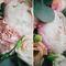 Свадьба Кати и Максима, Калуга, цветы, розовый