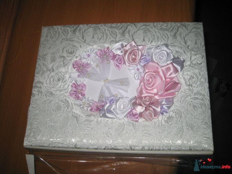 Свадебный альбом - фото 340972 Мокроусова Ирина - Свадебные аксессуары