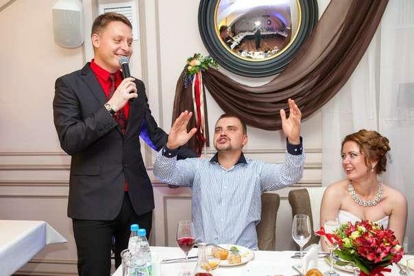 Ведущий на Свадьбу Сергей Кулиев - фото 10054648 Дуэт - ведущий Сергей Кулиев и DJ Андрей Маркьянов