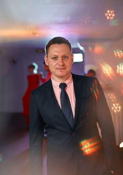 Ведущий на Свадьбу Сергей Кулиев - фото 10054704 Дуэт - ведущий Сергей Кулиев и DJ Андрей Маркьянов