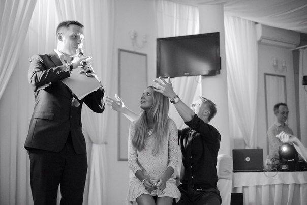 Ведущий на Свадьбу Сергей Кулиев - фото 10054706 Дуэт - ведущий Сергей Кулиев и DJ Андрей Маркьянов