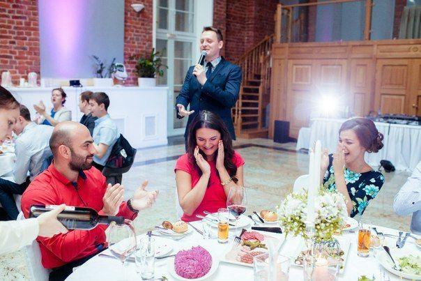 Ведущий на Свадьбу Сергей Кулиев - фото 10054710 Дуэт - ведущий Сергей Кулиев и DJ Андрей Маркьянов