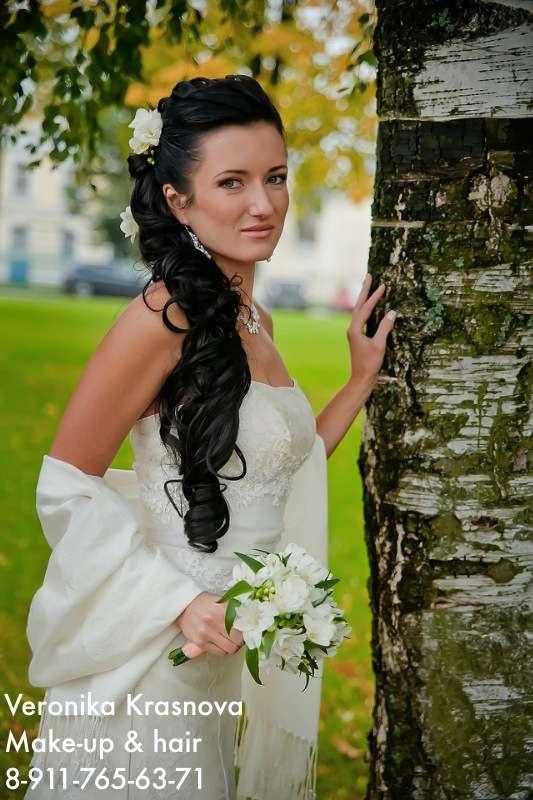 Фото 1173579 в коллекции Мои невесты (прически и макияж) - Стилист Вероника Краснова