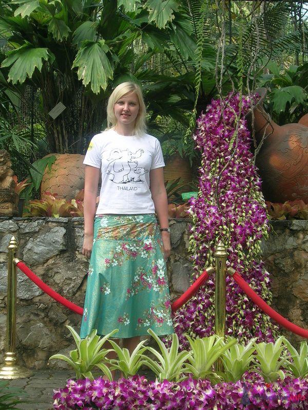Сад экзотических растений - фото 71536 Lisa