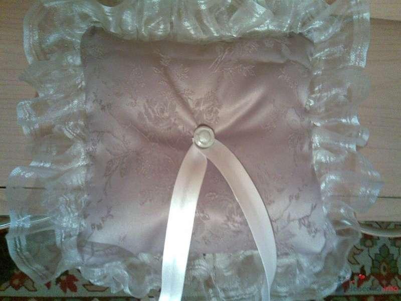 подушечка для колец - фото 24627 Krolia