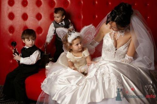 Фото 23314 в коллекции наша свадьба - Эльмира