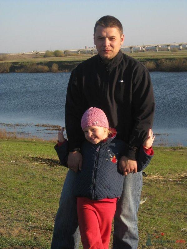 муж и дочка - фото 23416 Алёночка