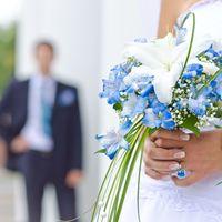Букет невесты лучше делать из под цвет аксессуаров