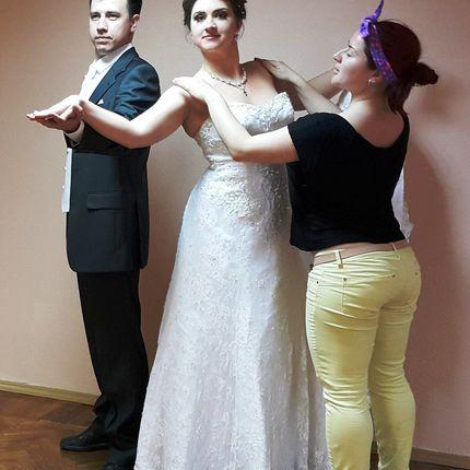 Постановка свадебного танца, 6 занятий