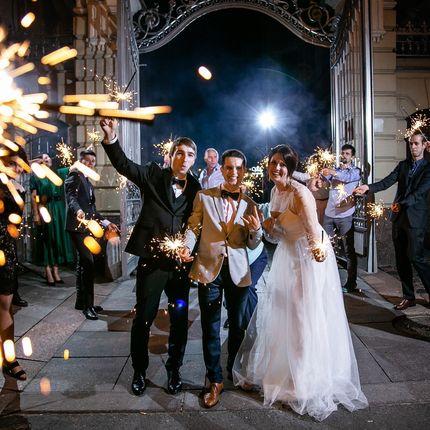 Проведение свадьбы, в октябре и ноябре, 5 часов