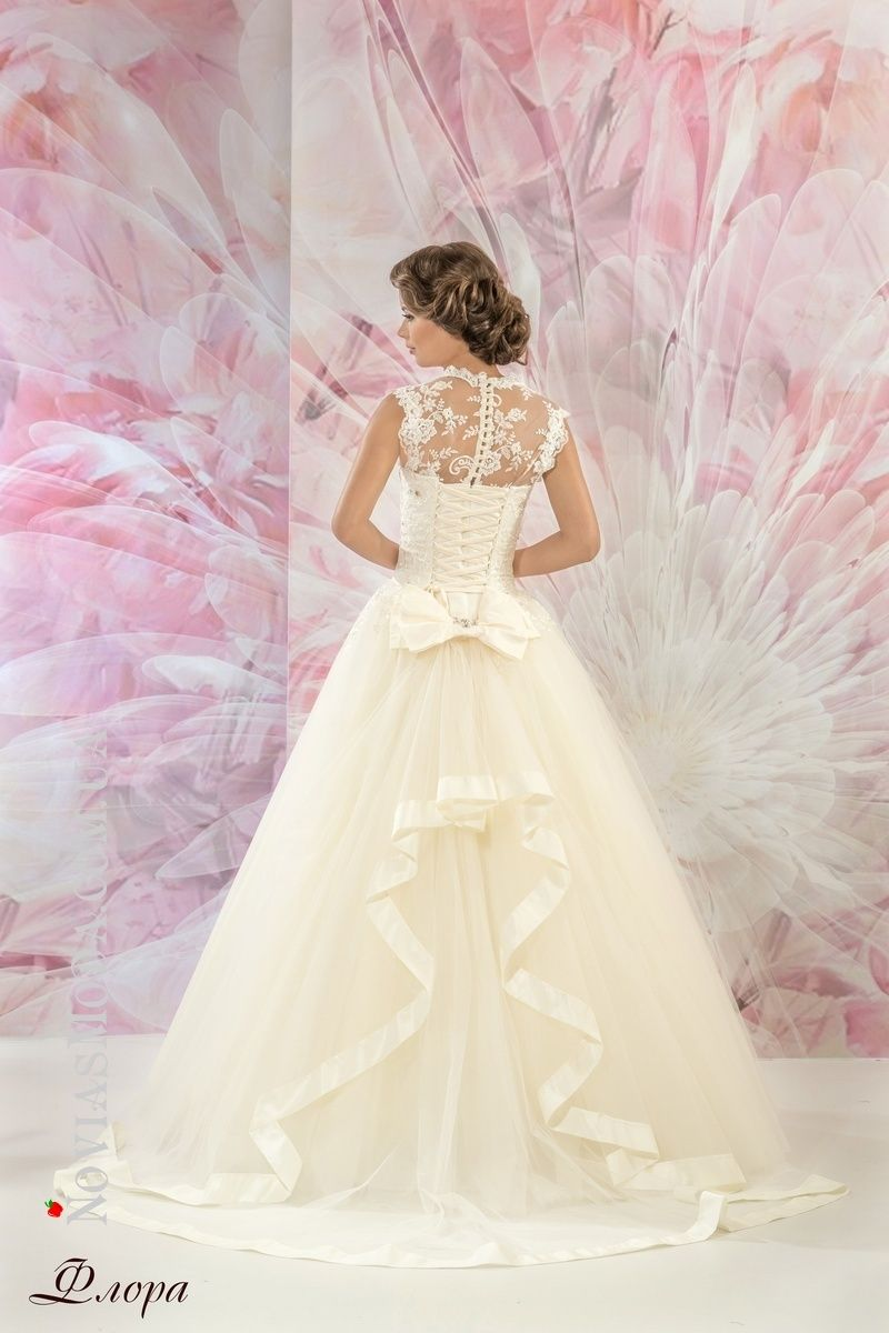 """Фото 3723549 в коллекции Свадебные платья2015 - Свадебный салон """"Красоткаа"""""""