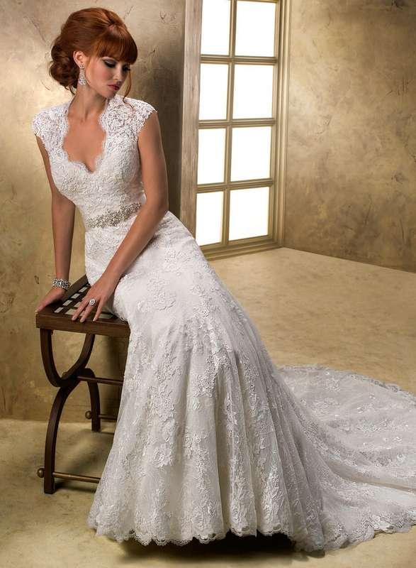"""Фото 3723555 в коллекции Свадебные платья2015 - Свадебный салон """"Красоткаа"""""""
