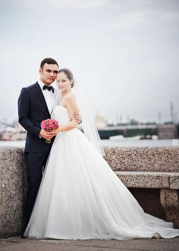 Фото 1339205 в коллекции Свадебное фото - Егоров Андрей фотограф
