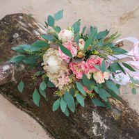 Свадебный букет с протеи и пионовидных роз! #букетневесты #свадебныйбукет #протея #пионовиднаяроза