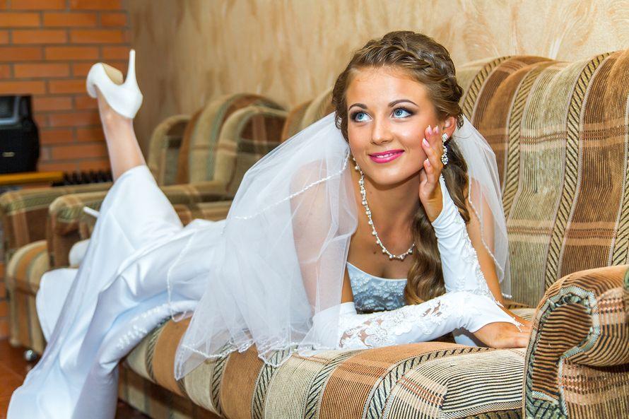 Фото 3742365 в коллекции Свадьба  Глеба и Оли - Kino-Nik and El - видеосъёмка