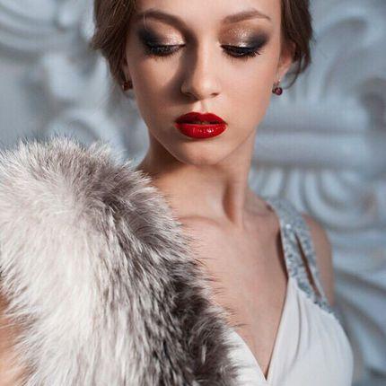 Свадебный макияж от Инны Ист