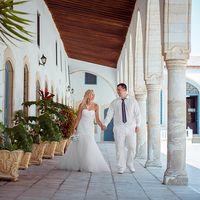 Свадебная фотосессия на Кипре