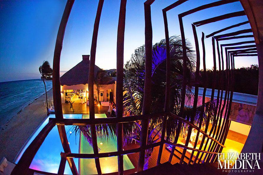 Фото 676151 в коллекции Место проведения - частный уединенный пляж - Гелена Дёмель - свадебный координатор в Мексике