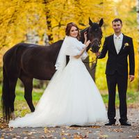 свадьба Александра и Алексей