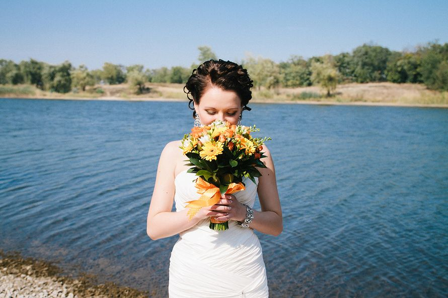 Фото 3793719 в коллекции Свадебное фото - Свадебный фотограф Марина Новикова