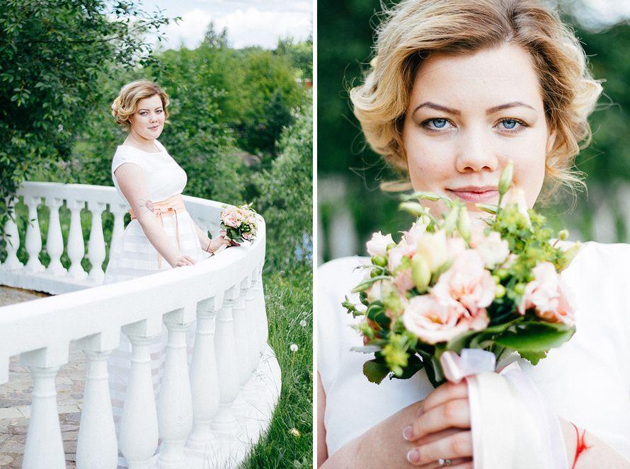 Фото 5897274 в коллекции Свадьба Даши и Вани - Свадебный фотограф Марина Новикова
