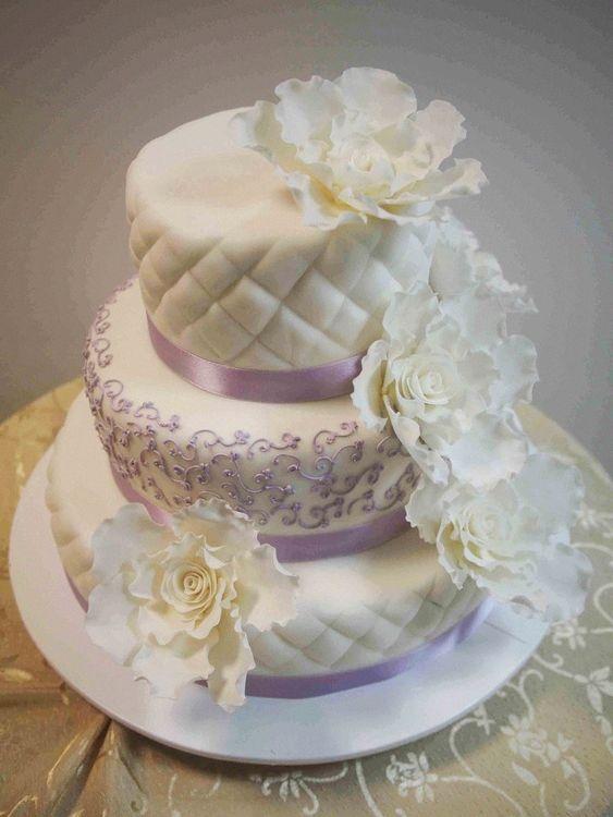 Фото свадебные торты ярусное
