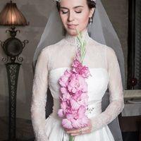 """Невеста в платье """"Перламутр"""" из коллекции DIAMOND"""
