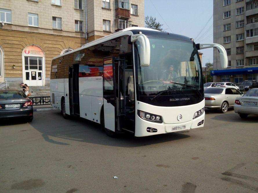 """заказ 89122324733 - фото 13560608 """"Автобусы Тагила"""" - свадебный кортеж"""