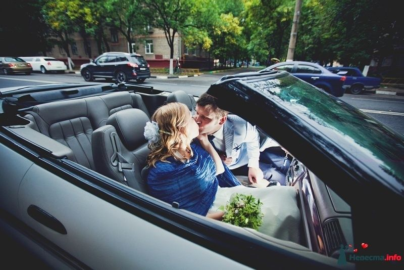 Кабриолет - отличная альтернатива лимузину - фото 322390 Татьяна Белянова - фотограф