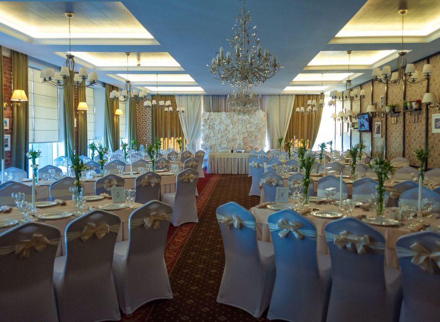 Свадебное оформление в цвете Айвори - фото 3854301 Love Level - флористика
