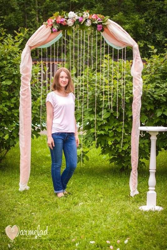 Фото 3871649 в коллекции мятно-розовая свадьба - Творческая мастерская Мармелад - оформление
