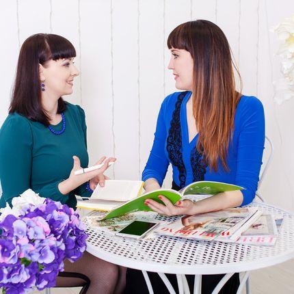 Персональная консультация по подготовке к свадьбе
