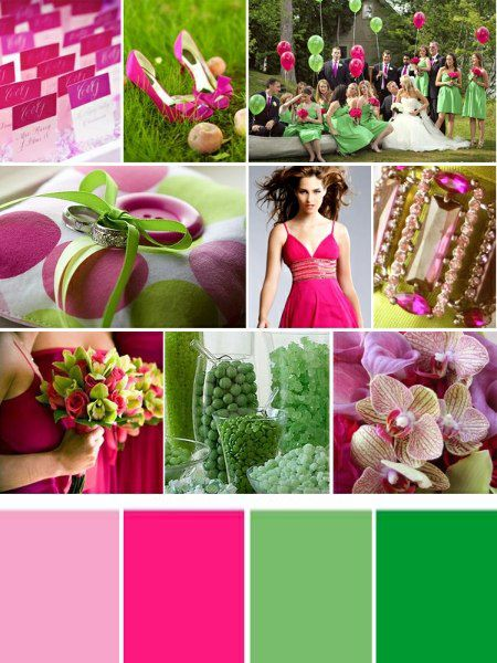Палитра - фото 3909165 Raspberry wedding - свадебное агентство