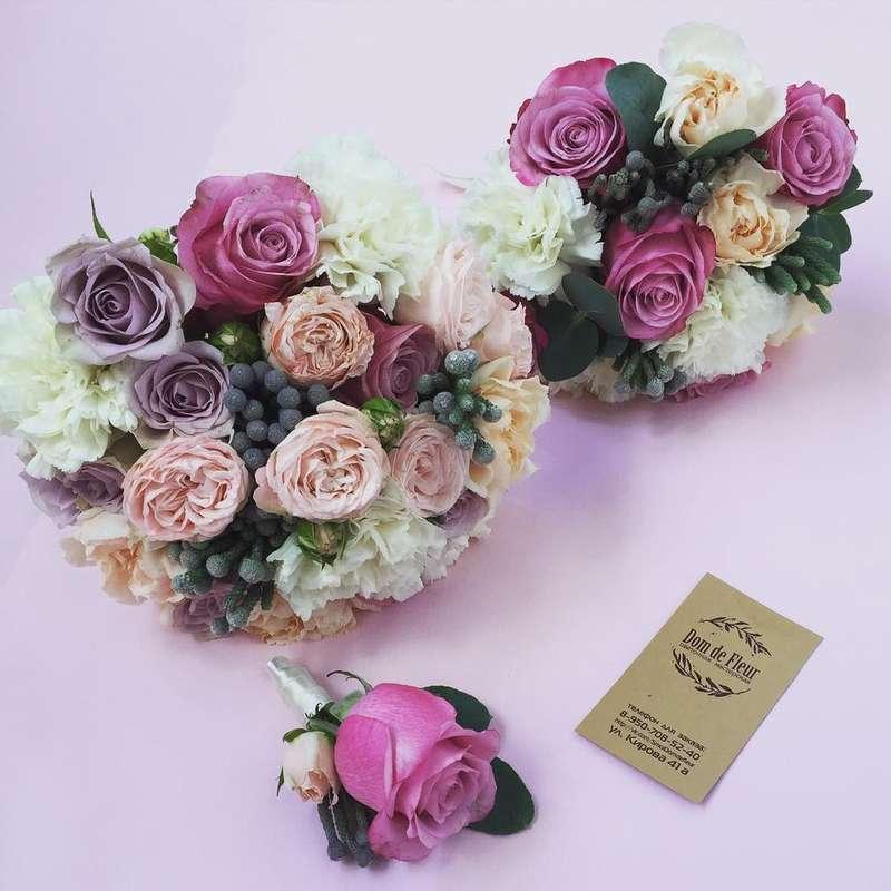 """Фото 9327056 в коллекции Портфолио - Цветочная мастерская """"Dom des fleur"""""""