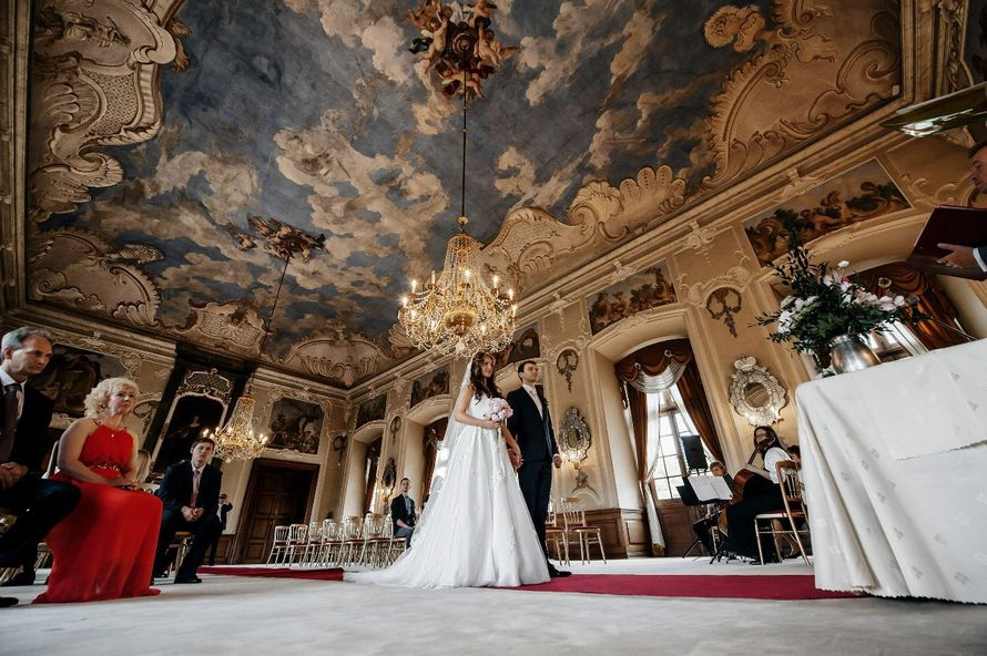 Свадьба в Праге - фото 10144424 Свадебный организатор Елена Дармель