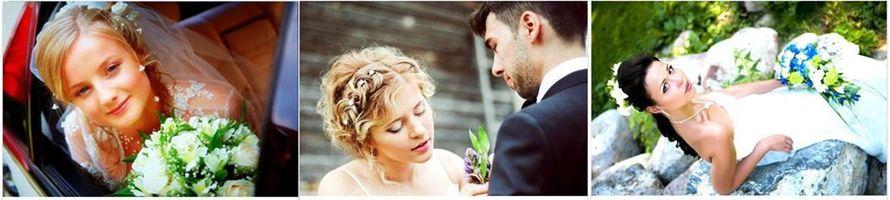Фото 3966933 в коллекции свадебные прически - Мобильный салон красоты CHARM factory almaty