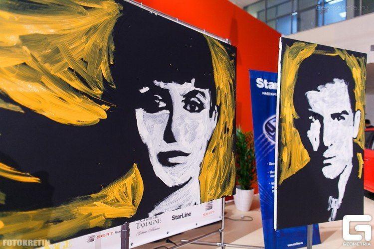 Фото 8651058 в коллекции Эксклюзивный проэкты - Artlumen show - портрет-шоу