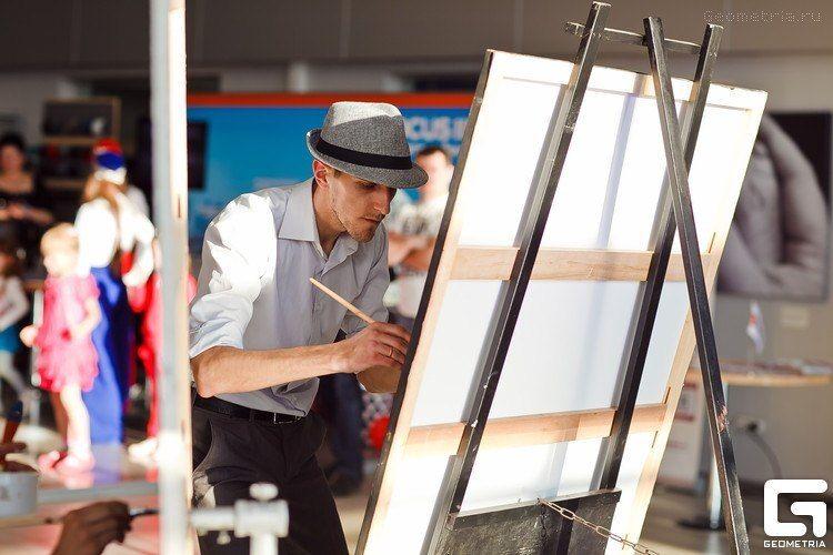 Фото 8651080 в коллекции Эксклюзивный проэкты - Artlumen show - портрет-шоу