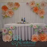 Оформление свадьбы Чебоксары (цветы, розы)