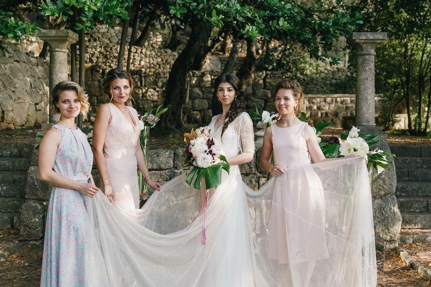 Фото 16344048 в коллекции Нежная свадьба в Черногории для Марка и Оли, 2017 - Свадебное агентство GO Wedding Montenegro