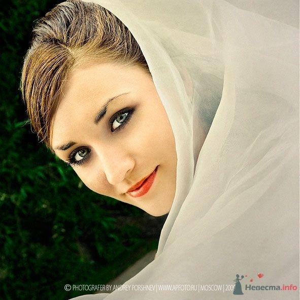 Фото 24296 в коллекции Свадебные фотографии - Невеста01