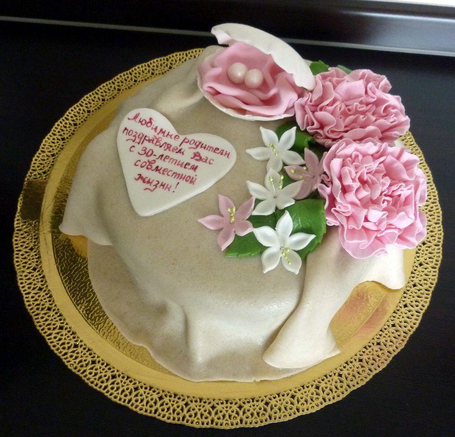 Торт на фарфоровую свадьбу фото