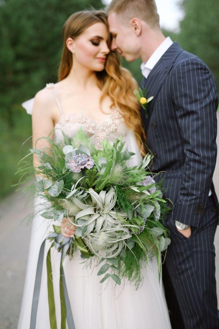 букет невесты - фото 17997168 Организатор Маша Присяжная
