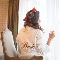невеста, свадьба, цветы, венок, прическа, укладка, нежность, жених, утро невесты