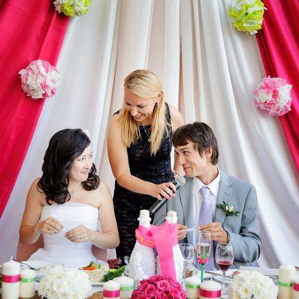 Проведение свадьбы + диджей и оборудование, 6 часов