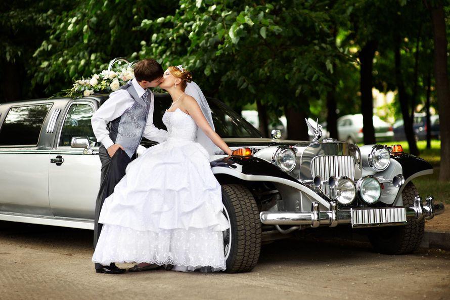Фото 4074229 в коллекции Свадебные кортежи - Престиж плюс - транспорт на свадьбу